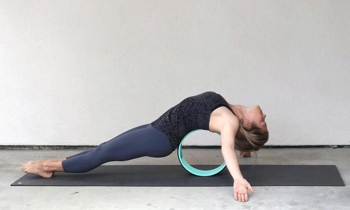 DG Sports Yoga Wheel
