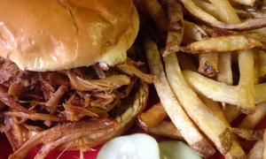 In a Pig's Eye: $17 for $30 Worth of Pub Fare at In a Pig's Eye