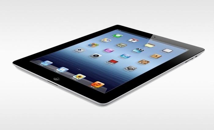 Apple iPad 3rd Generation: Apple iPad 3rd Generation in Black (Manufacturer Refurbished).