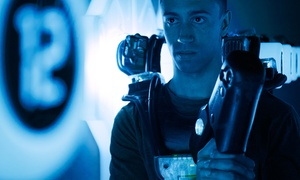 Laser Tag Combat Games: Individual or 10-Player Laser Tag Combat Mission at Laser Tag Combat Games (Up to 56% Off)