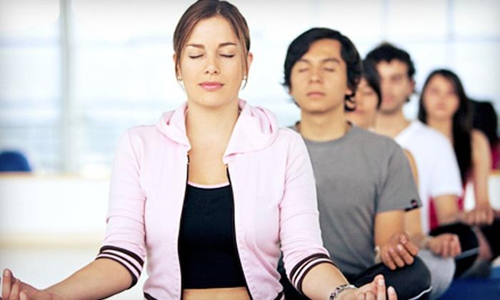Umoja Yoga - Richardson: 10 or 20 Drop-In Yoga Classes at Umoja Yoga (Up to 80% Off)