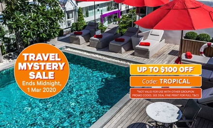 Phuket, Thailand: 2-10N for Two with Drink and Option for Transfers at 4* BYD Lofts Boutique Hotel & Serviced Apartments