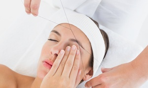 Arbuda Makeover Studio: Eyebrow Threading or Tinting at Arbuda Makeover Studio (Up to 54%  Off). Three Options Available.