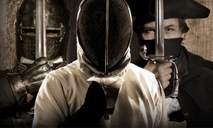 Houston Sword Sports: $117 for 1-Week Fencing Camp for Children Ages 6–13 atHouston Sword Sports ($195 Value)