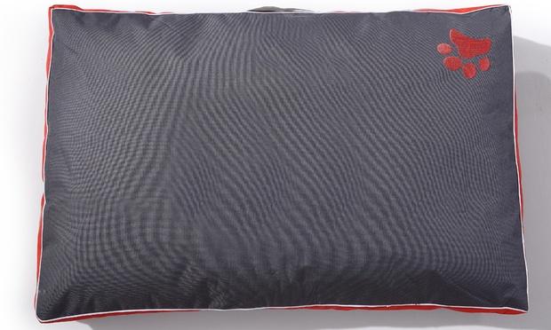 Pet Plush Cushion Pillow Bed: Medium ($25), Large ($29) or Extra Large ($39)