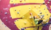 The Climbing Academy Glasgow - The Climbing Academy Glasgow: Indoor Climbing Package for Up to Four at The Climbing Academy Glasgow (Up to 71% Off)