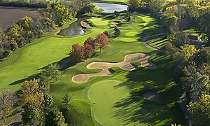 Klein Creek: Round of Golf with Cart for Two or Four at Klein Creek Golf Club (Up to 57% Off)