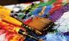 Pallata Art Studio - Huguenot: $25 Off $50 Worth of Arts & Crafts