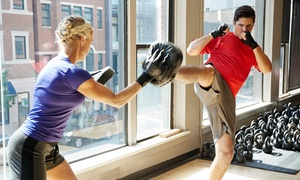 CKO Kickboxing: Three Kickboxing Classes or Two Weeks of Classes and One Pair of Gloves at CKO Kickboxing (Up to 80% Off)