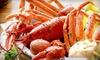 ROCfish - ROCfish: $10 for $20 Worth of Seafood at Crab Shack