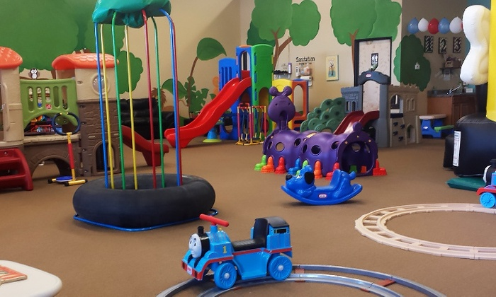 Jubeelieve Indoor Playland - Avondale: Admission for Two Children or a 5- or 10-Admission Punch Card at Jubeelieve Indoor Playland (Up to 33% Off)