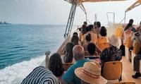 Ida y vuelta Santa Pola-Isla de Tabarca para 1 o 2 personas desde 9,90 € con Tabarca water Taxi