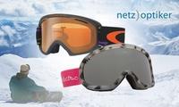 Wertgutschein über bis zu 100 € für Brillen, Sonnenbrillen, Skibrillen, Kontaktlinsen und Pflegemittel von netzoptiker