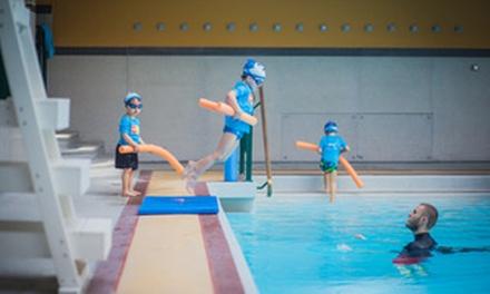 3 cours de natation pour adulte ou enfant à Lattes ou à Castelnau à 19,90 € avec Aquabike Center