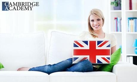 6-18 Monate Online-Sprachkurs Englisch mit Abschlusstest und Zertifikat bei Cambridge Academy