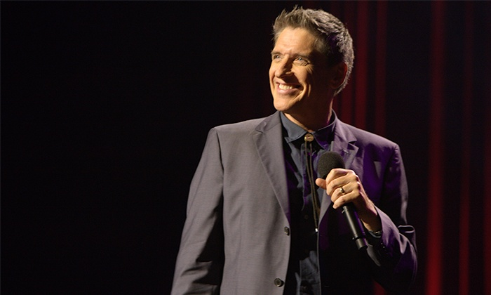 Craig Ferguson - Wellmont Theater: Craig Ferguson at Wellmont Theater on Saturday, November 22, at 8 p.m. (Up to 51% Off)