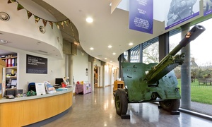 Soldiers of Oxfordshire Museum: Soldiers of Oxfordshire Museum: Entry for Two Adults or a Family (Up to 42% Off)