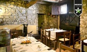 La Locandiera: La Locandiera - Menu della tradizione irpina con bottiglia di vino (sconto fino a 59%)