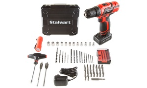 20V Lithium-Ion Cordless Drill and Accessory Kit (62-Piece)