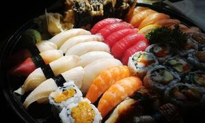 Sushi King: Wybrany zestaw sushi tylko z dowozem: 12 kawałków za 19,99 zł i więcej opcji w Sushi King w Rybniku (do -34%)