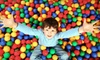 Up to 63% Off Drop-In Play Sessions