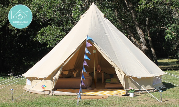 Gl&ing Days Hire Co Gold Coast or Brisbane Two-Night Kids Party Tent ... : tipi tent hire - memphite.com