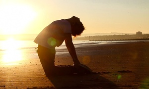 Bikram Yoga: Two or Four Weeks of Yoga Classes at Bikram Yoga (Up to 79% Off)