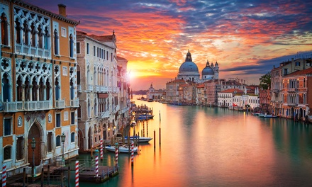 Venice, Dolo: 1 or 2 Nights for Two with Breakfast at Hotel Ca' Tron