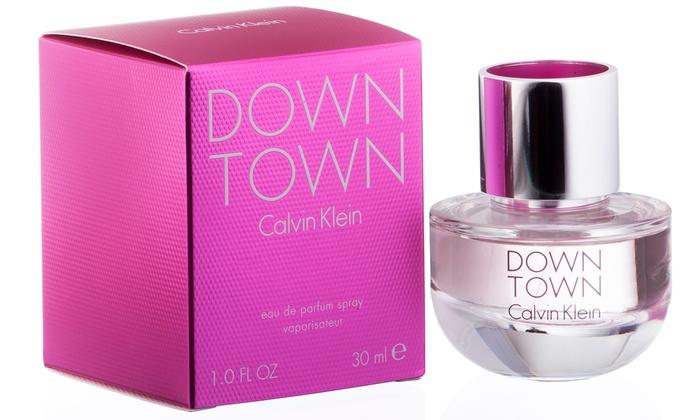 Calvin Klein Downtown Eau De Parfum Spray For Women 10 Fl Oz