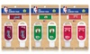 NBA 3-Piece Gameday Pack: NBA 3-Piece Gameday Pack with SPF 15 Lip Balm, Hand Sanitizer, and Hand Lotion