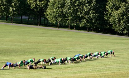 image for One Month of Unlimited Boot Camp Classes with Commando Fit
