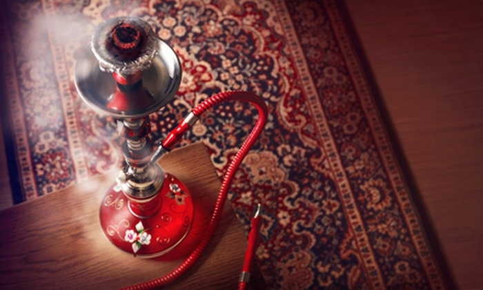 Genie Lounge Cafe - Northridge: Hookah for Two or Four at Genie Lounge Cafe (Half Off)
