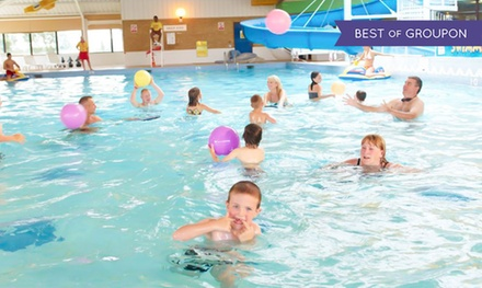 Pontins: 2 Night SelfCatering Break for Four with Activities and Entertainment at a Choice of Holiday Parks