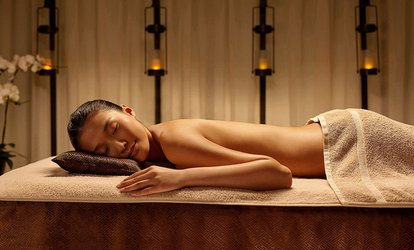 Spa Day with Choice of Treatment: for One ($159) or Two People ($335) at 5-Star The Langham Hotel (Up to $650 Value)