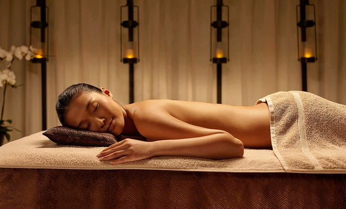 Day Spa Experience + Sparkling for One ($159) or Two People ($299) at 5-Star The Langham Hotel, CBD (Up to $645 Value)