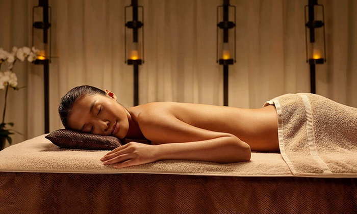 The Day Spa - The Langham Hotel - The Day Spa - The Langham Hotel: Day Spa Experience + Sparkling for One ($159) or Two People ($299) at 5-Star The Langham Hotel, CBD (Up to $645 Value)