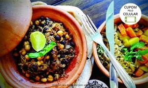 Mabruk Bar e Restaurante Marroquino: Restaurante Mabruk Marroquino – Asa Sul: peixes e camarões no tagine + sobremesas para 2 ou 4 pessoas