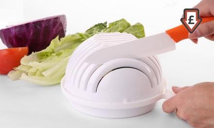 Quick Fresh Salad Maker