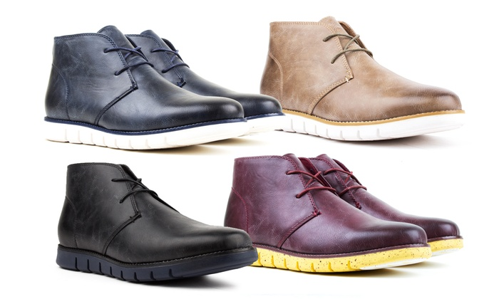 Harrison Men's Casual Chukka Boots