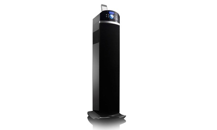 Lenco IPT-2 MFI Tower Speaker from AED 199 With Free Delivery (Up to 64% Off)