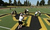 Quarterback Academy - Nova Field House: Camp for One or Two Children at Quarterback Academy (Up to 33% Off). Two Options Available.
