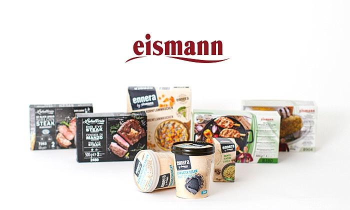eismann Tiefkühl-Heimservice: 40€-Wertgutschein für Neukunden* anrechenbar auf Fisch, Fleisch, Torten & alle anderen Produkte des eismann Online-Shops