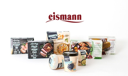 40€ Wertgutschein für Neukunden* anrechenbar auf Fisch, Fleisch, Torten & alle anderen Produkte des eismann Online Shops