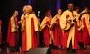 Association gospel river - Plusieurs adresses: 1 place pour le concert des Gospel River à 18 € à l'Eglise Saint-Marcel et l'Eglise de la Trinité de Paris
