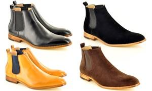 Boots Chelsea pour homme