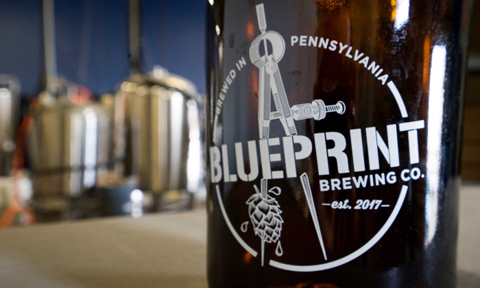 Blueprint brewing co up to 50 off harleysville pa groupon malvernweather Gallery