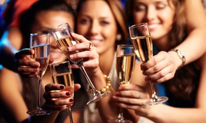 Champagne Fun Festival — Up to 24% Off Tasting Event at Champagne Fun Festival, plus 6.0% Cash Back from Ebates.