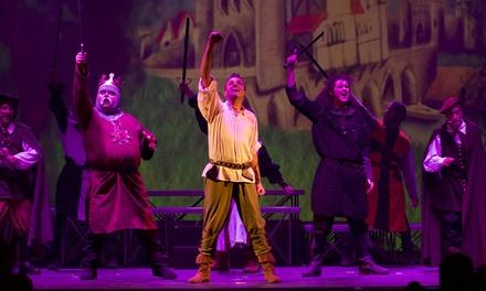 Coupon Biglietti Eventi Groupon.it Rassegna Le favole a teatro, per tutta la famiglia - Dal 10 novembre al 9 febbraio, Teatro Carcano Milano (sconto 27%)