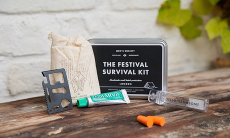 Kit de supervivencia para fiestas
