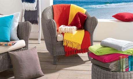 1 o 2 toallas de playa con flecos
